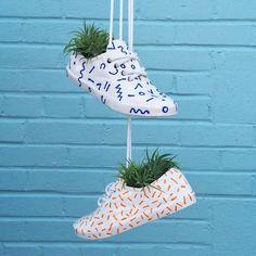 Fancy - Shoe Planters by American Design Club