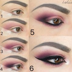 If the question how to smokey eye is still bothering you, worry not! With our pictorials, you will become a pro in no time! You can trust us on that! #makeup #makeuplover #makeupjunkie #makeuptutorials