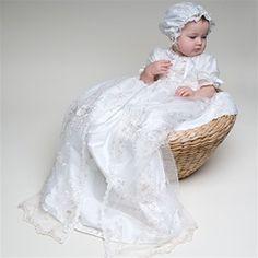 Scarlett Christening Gown