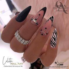 Natural Acrylic Nails, Acrylic Nail Art, Natural Nails, 3d Nails, Stiletto Nails, Bridesmaids Nails, Elegant Nail Designs, Fire Nails, Luxury Nails