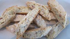 Biscotti - italienske småkager uden fedtstof