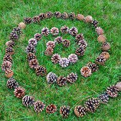 Land art spirale More