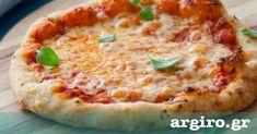 Πίτσα με εύκολη ζύμη χωρίς μαγιά από την Αργυρώ Μπαρμπαρίγου | Φτιάξε νόστιμη πίτσα στη στιγμή με αυτή την πανεύκολη συνταγή!