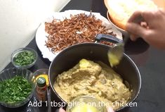 This videos shows 'How to Cook Chicken Damm Biryani at Home'? It is very easy and simple. All the ingredient are easily available at Market. Please try to co. Biryani Chicken, Breakfast Bread Recipes, Dum Biryani, Fish Curry, Curry Recipes, Guacamole, Food To Make, Oatmeal, Ice Cream