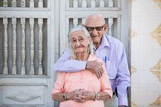 Casal cearense faz álbum de 65 anos de casamento e o resultado é a coisa mais…