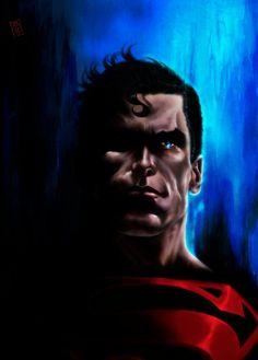 Superman by Javier Jordan Sola