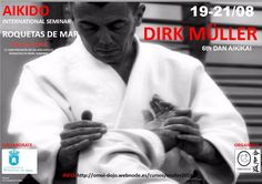 BUDOKAN blog de artes marciales : International Aikido Summer Camp by Dirk Müller Sensei - Roquetas de Mar - Almeria (Spain)