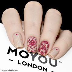 MoYou London Flower Power 09
