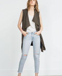Jeans super bleach - Zara