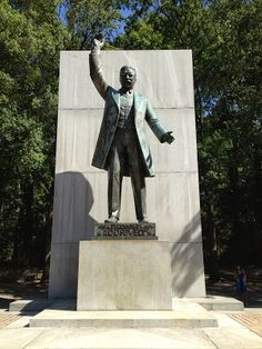 Travel Tuesday - Teddy Roosevelt Island Memorial #geneabloggers #genealogy