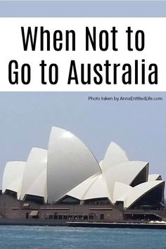 When Not to Go to Australia. Traveling to Australia? Hubby and I visited Australia at the worst possible time. If you would like to know exactly when not to visit Australia is, read on. Australia Photos, Visit Australia, Australia Travel, Sad Movies, Airlie Beach, Us Sailing, Panama Canal, Great Barrier Reef, Best Places To Travel