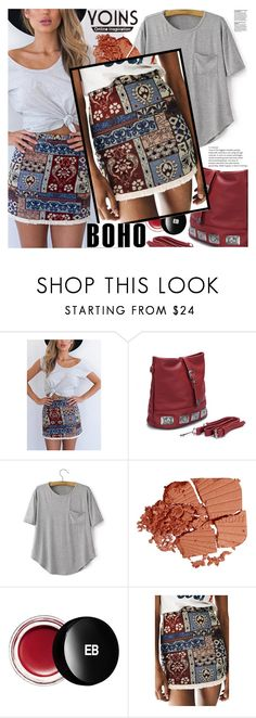 """YOINS"" by gaby-mil ❤ liked on Polyvore featuring Edward Bess, yoins, yoinscollection and loveyoins"