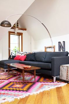 Lebowski Style: 10 Rugs That Really Tie The Room Together Apartment Therapy's Home Remedies | Apartment Therapy