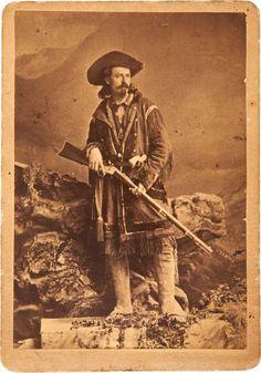"47231: ""Buffalo Bill"" Cody: Cabinet Card, Circa Early 1 : Lot 47231"
