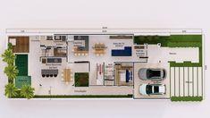 Casas The Sims Freeplay, Autocad, My House, Floor Plans, Emerson, Nova, Decorations, Closet, Apartment Floor Plans
