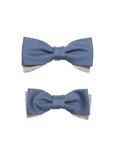 Father & Son Bow tie William and George by Bowking