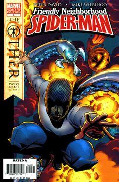 Friendly Neighborhood Spider-Man # 4 (Variant) by Mike Wieringo & Karl Kesel