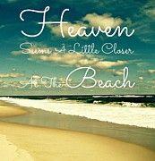 Maya Nagel - Heaven Seems A Little...
