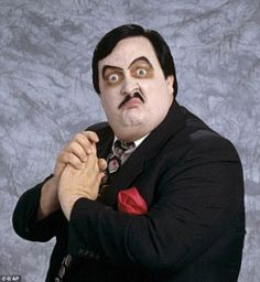Catching up with the WWE's Paul Bearer, a real life mortician, who will appear in Jackson on Saturday Paul Bearer, Hitman Hart, Wwe World, Wrestling Superstars, Love And Basketball, Professional Wrestling, Rest In Peace, Real Life, Jackson