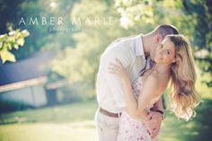 8 Mellon Park Engagement Pictures | Cara & Jon