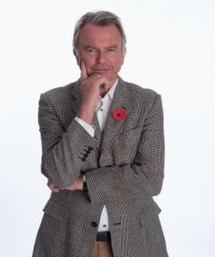 Sam Neill, People News, Real Hero, Mode Masculine, Alter, Movie Stars, New Zealand, Suit Jacket, British People