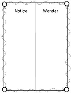 Ask and Answer Questions Sticky Note-taking Sheet CCSS.ELA