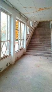 Urban Exploring in der Krieau Exploring, Stairs, Urban, Home Decor, Crates, Stairway, Decoration Home, Room Decor, Staircases