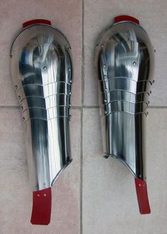 Late 15thC German Spaudlers
