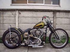 Harley Davidson Shovelhead 1980 By Spice Motorcycles Motos Bobber, Bobber Bikes, Bobber Motorcycle, Bobber Chopper, Scrambler, Women Motorcycle, Motorcycle Quotes, American Motorcycles, Vintage Motorcycles