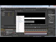 Tutorial After Effects - Seamless Looping Line - [aetuts+] - YouTube
