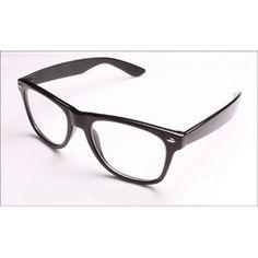 Glasögon svarta 59 :- ABBY