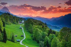 Bavaria, Germany  #Greenhills #Ubelievablenature