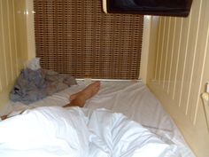 Sleeping in a box: The Capsule Hotel Experience