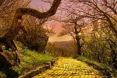 "Goodbye yellow brick road: photographs of the abandoned ""Land of Oz"" amusement park in North Carolina"