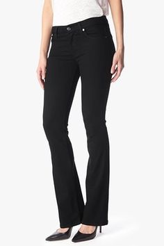 Shop our collection of premium denim fits for women, men & kids at 7 For All Mankind Official Store. Ponte Pants, Black Jeans, Slim, Skinny, Shopping, Collection, Illusion, Women, Style