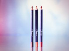 Perfectly textured Lip Pencils, in our creamy, Aloe Vera infused formula, are designed to enhance the natural shape of the lips. Available in 3, color-coordinated shades that blend perfectly with our flawless by SonyaTM Delicious Lipstick and Luscious Lip Colour Collections.