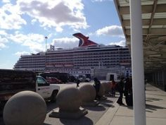 Carnival Pride Cruise to the Bahamas Review.  Great information