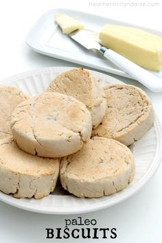 Paleo Biscuits - AIP friendly. Gluten Free, Grain free, dairy free, nut free, egg free, refined sugar free