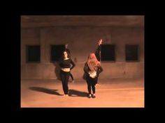 """""""Glosolalia"""": An experimental belly dance composition by Michelle Sorensen - YouTube"""