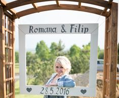 Svatební přípravy – Výzdoba | Na skok v kuchyni Frame, Home Decor, Homemade Home Decor, A Frame, Frames, Hoop, Decoration Home, Interior Decorating, Picture Frames