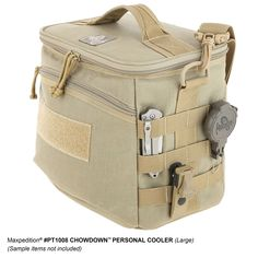 CHOWDOWN™ PERSONAL COOLER (Large)