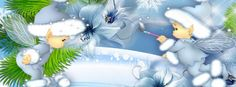 ∾ Winter Facebook Covers ∾