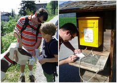 Moms : Tots : Zurich: Pizol Heidipfad trail