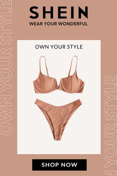 1,000+ new items launch every day !  Free returns on all orders! Say Hey to AfterPay. Buy now, pay later! Classy Summer Outfits, Cute Outfits, Summer Bathing Suits, Trendy Swimwear, Lingerie Outfits, Cute Bikinis, Spotlights, Vacation Outfits, High Cut