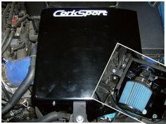 Mazda 3 Cold Air Intake | Cold Air Box