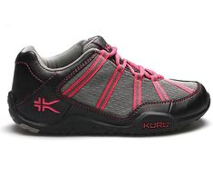edd9ff0dd Chicane Black   Magenta - Women s Active Walking Shoes for Plantar Fasciitis