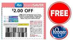 Free Crest Toothpaste with new $2 Coupon! - CouponMom Blog Coupon Mom, News 2, Cavities, Baking Soda, Coupons, Blog, Free, Dental Caries, Blogging