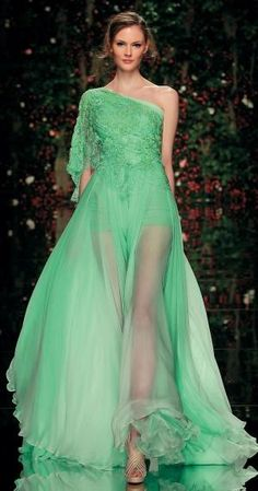 Abed Mahfouz 2011 Fall Haute Couture Collection by connie