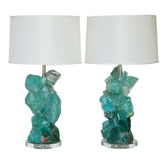 Rock Candy Lamp