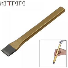 KITPIPI Pro Carving Chisels Knife Punch CR-V Alloy Steel Hand Tools Chisel DIY for Brickwork Concrete Metal Stone ZAO4535 Price: 18.99 & FREE Shipping #fashion #tech #home #lifestyle Cr V, Brickwork, Diy Supplies, Hand Tools, Punch, Concrete, Chrome, Carving, Free Shipping